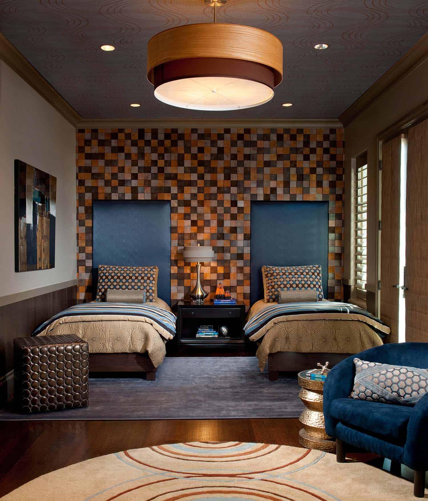 Contemporary Style Home-Dallas Design Group-21-1 Kindesign