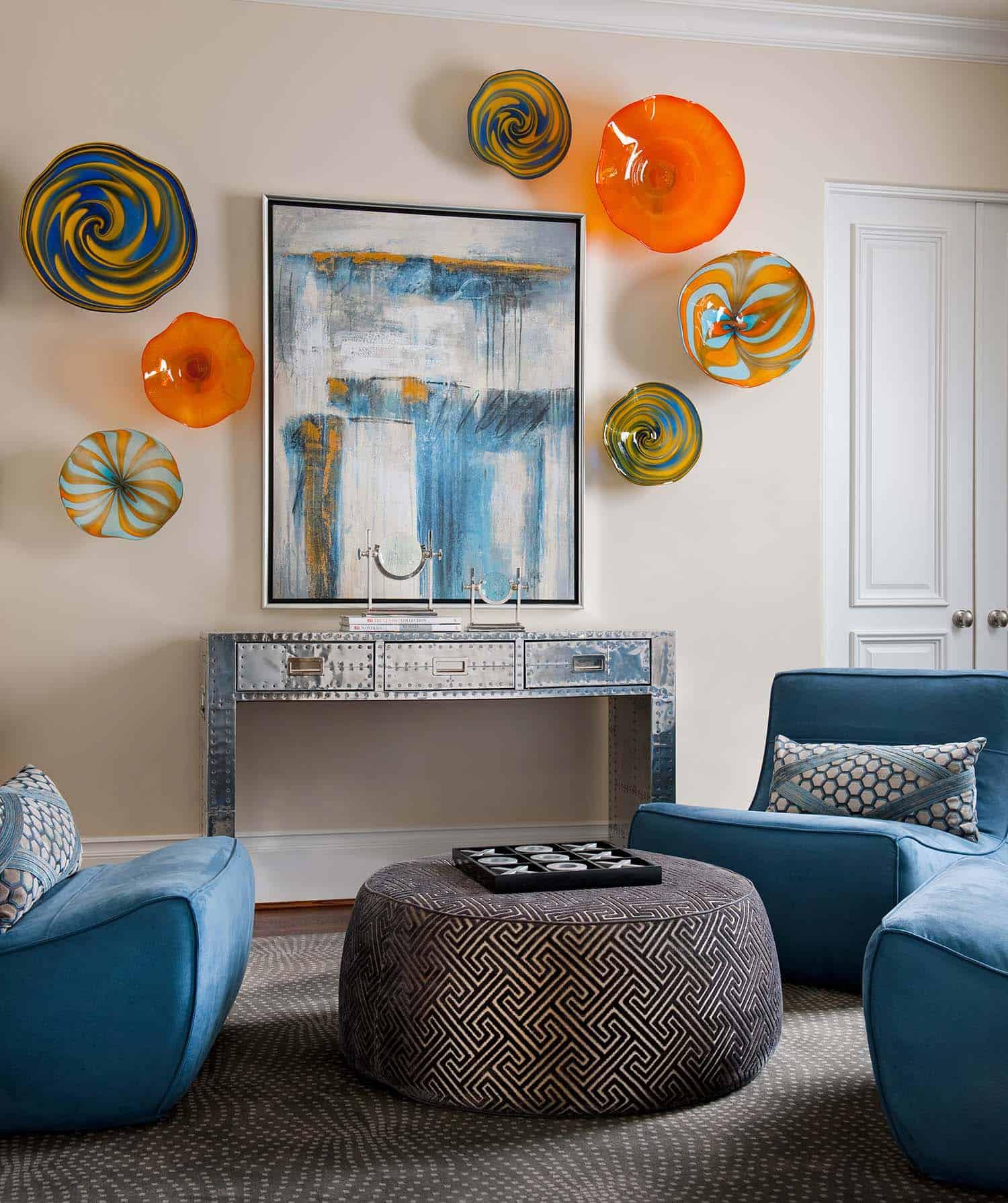 Contemporary Style Home-Dallas Design Group-23-1 Kindesign