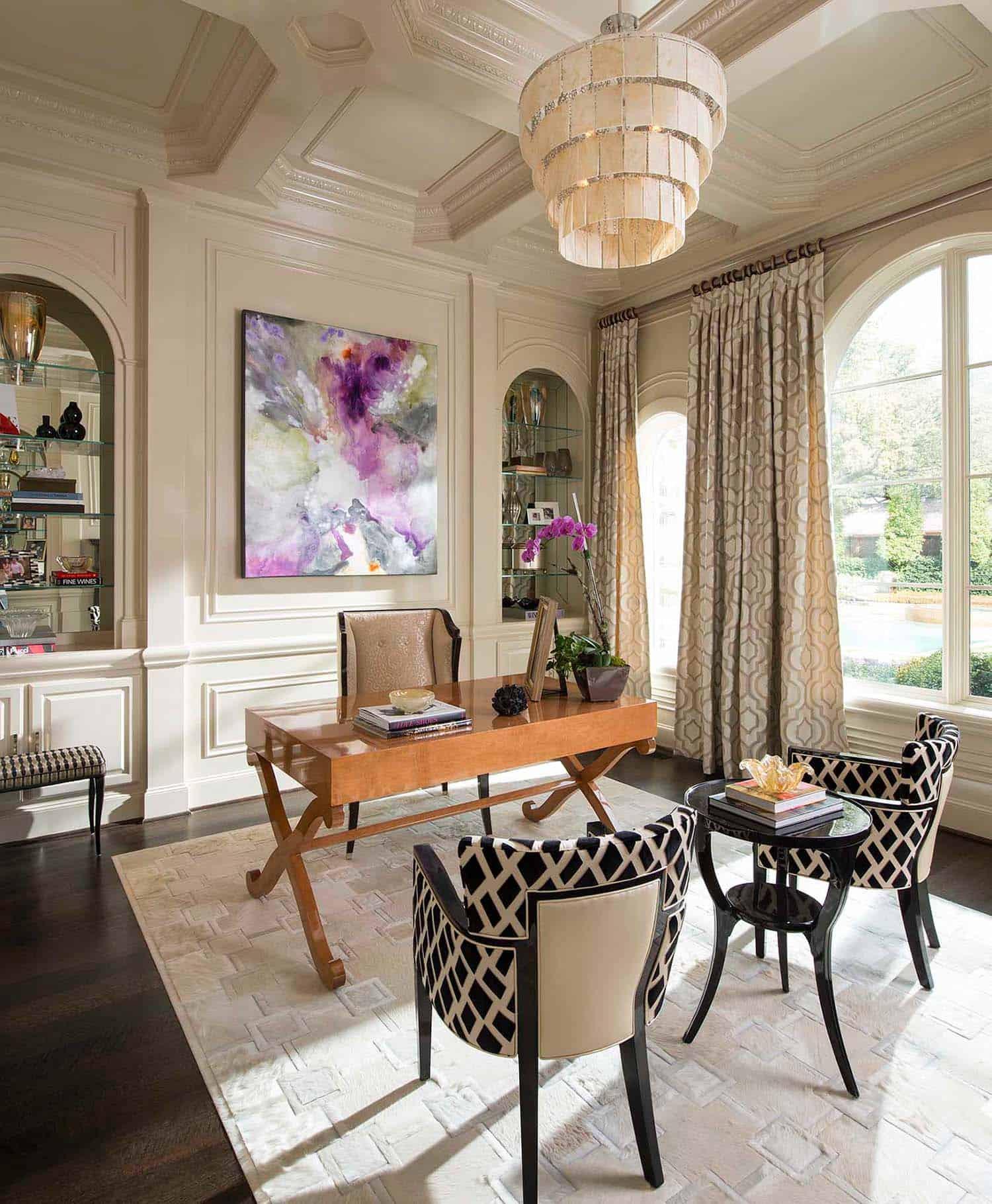 Contemporary Style Home-Dallas Design Group-24-1 Kindesign