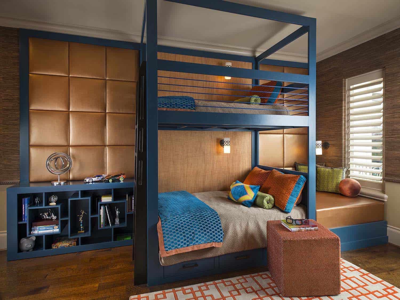 Contemporary Style Home-Dallas Design Group-26-1 Kindesign
