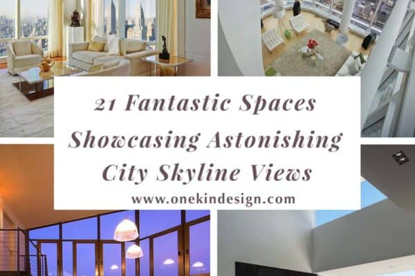 featured posts image for 21+ Fantastic spaces showcasing astonishing city skyline views