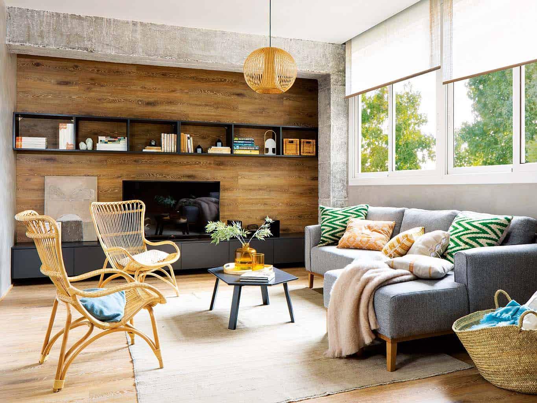 Industrial Apartment Renovation-Egue Seta-01-1 Kindesign