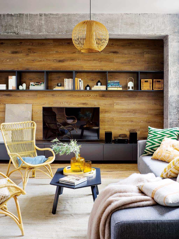 Industrial Apartment Renovation-Egue Seta-02-1 Kindesign