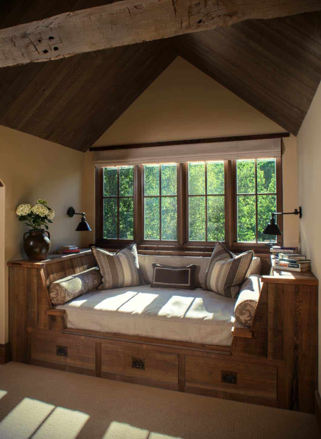 Cozy Reading Nooks For Lounging-06-1 Kindesign
