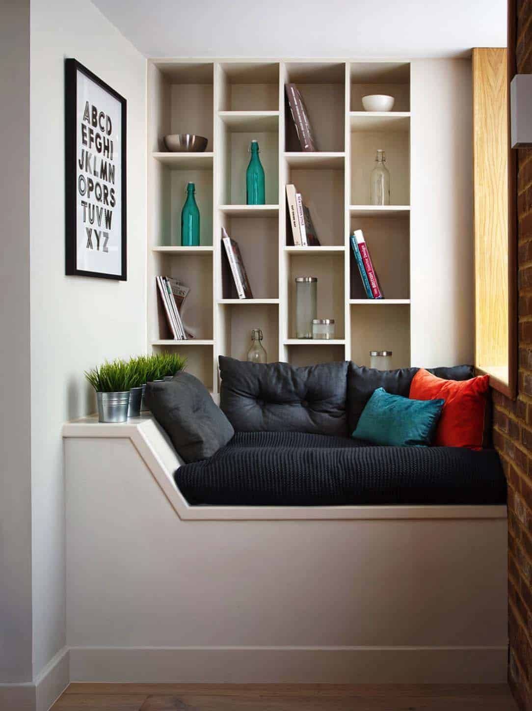 Cozy Reading Nooks For Lounging-07-1 Kindesign