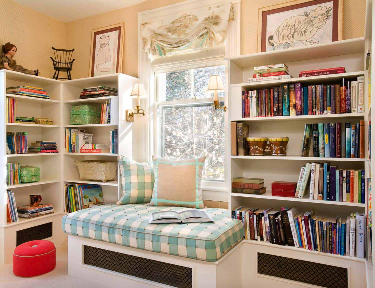 Cozy Reading Nooks For Lounging-12-1 Kindesign