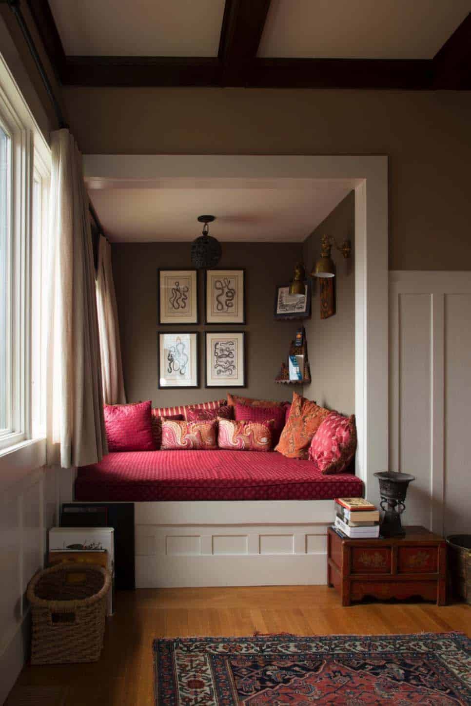 Cozy Reading Nooks For Lounging-29-1 Kindesign