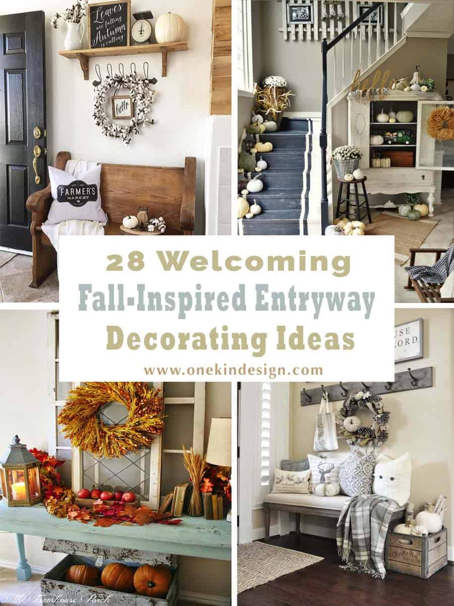 Fall-Inspired Entryway Decorating Ideas-00-1 Kindesign