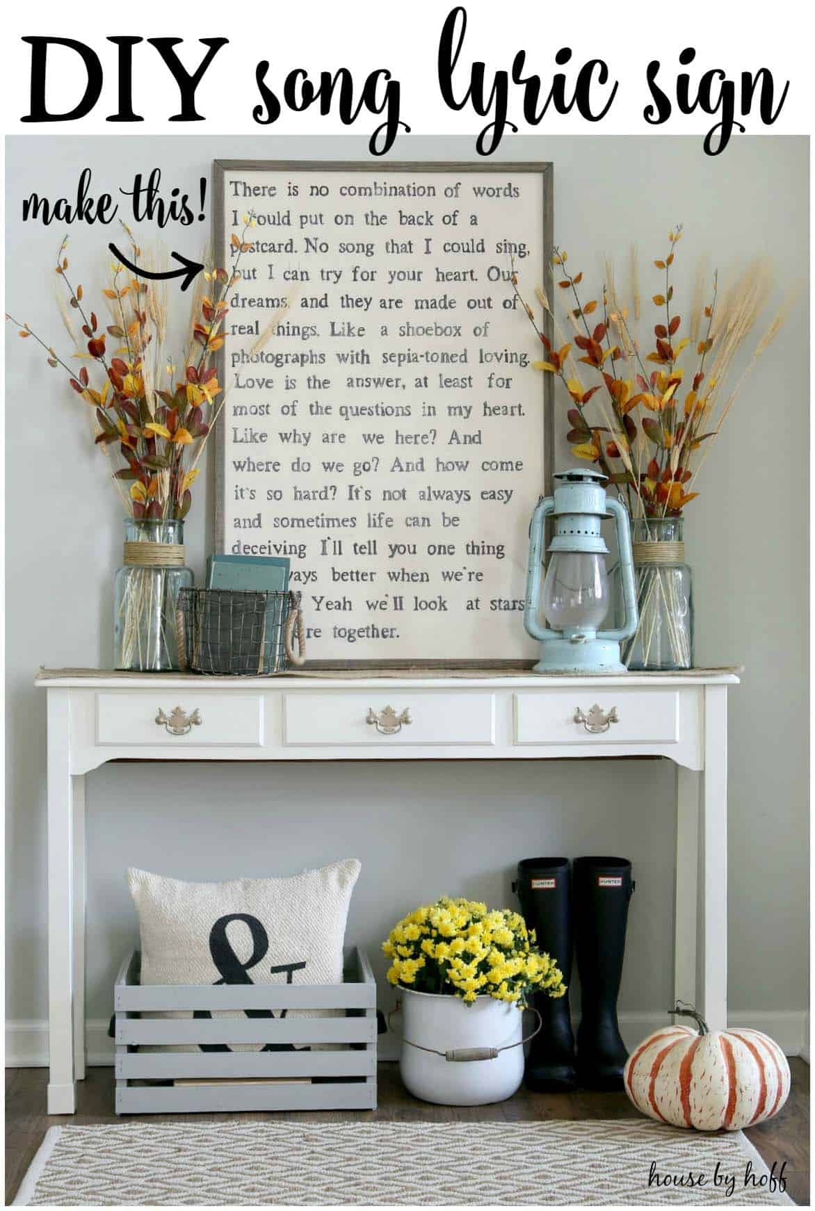 Fall-Inspired Entryway Decorating Ideas-13-1 Kindesign