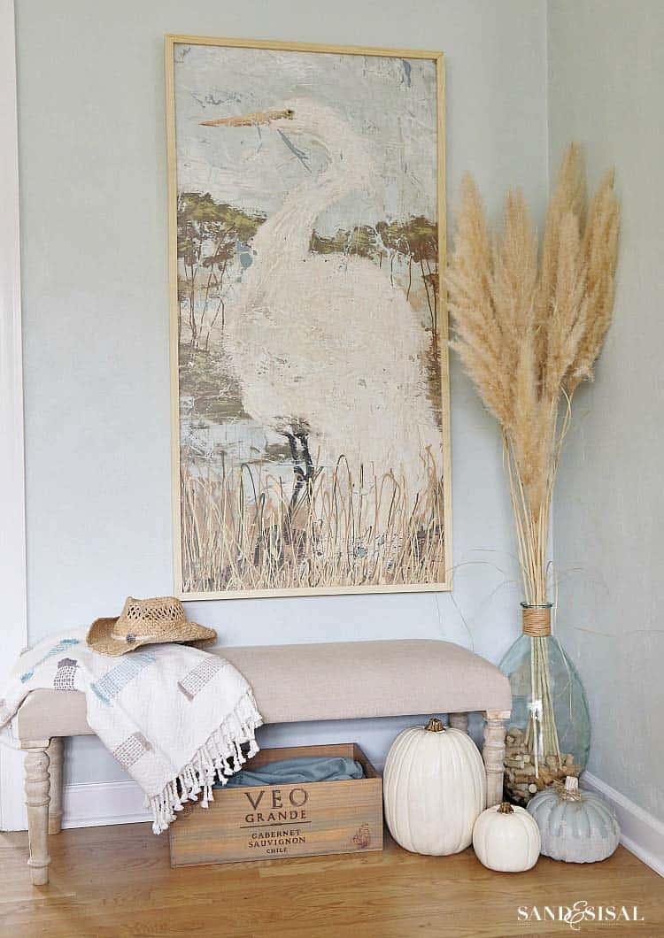 Fall-Inspired Entryway Decorating Ideas-23-1 Kindesign