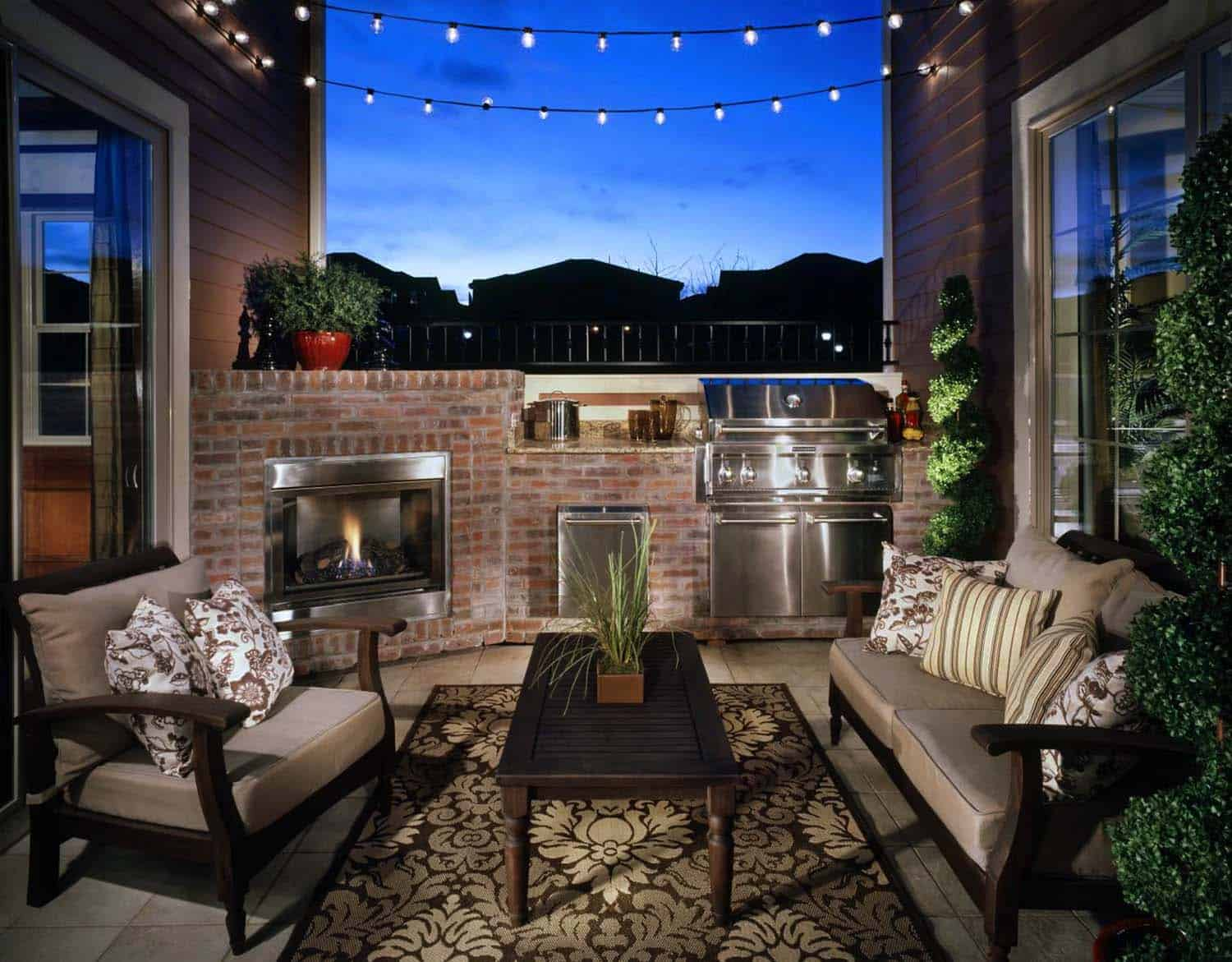Fall-Inspired Outdoor Living Spaces-08-1 Kindesign