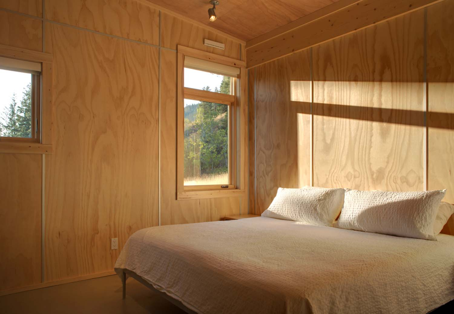 Natural Modern Forest Cabin-Prentiss Balance Wickline Architects-10-1 Kindesign