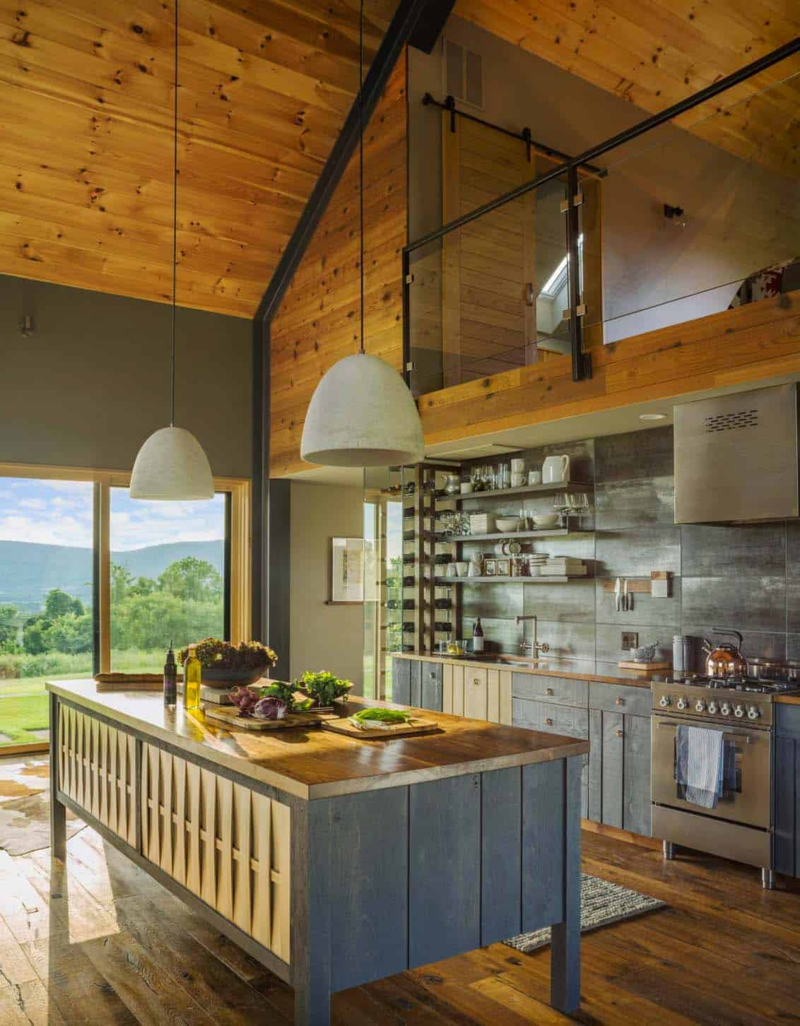 Modern Barn House-Joan Heaton Architects-04-1 Kindesign