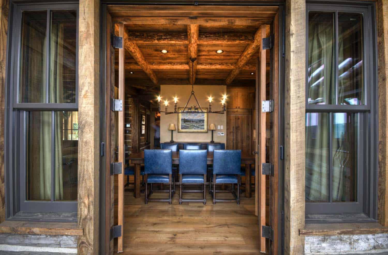 Rustic Mountain Home-Laura Fedro Interiors-02-1 Kindesign