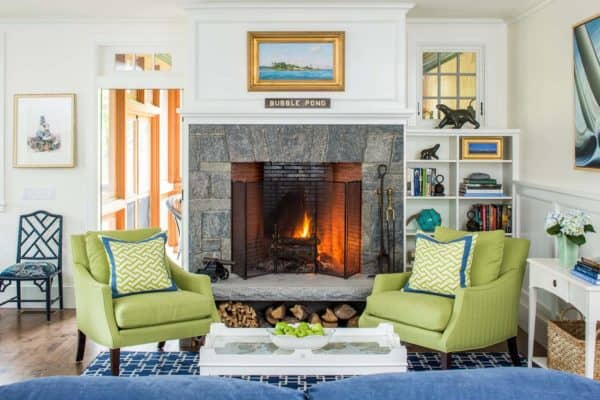 featured posts image for Shingle style cottage in the seaside village of Seal Harbor, Maine