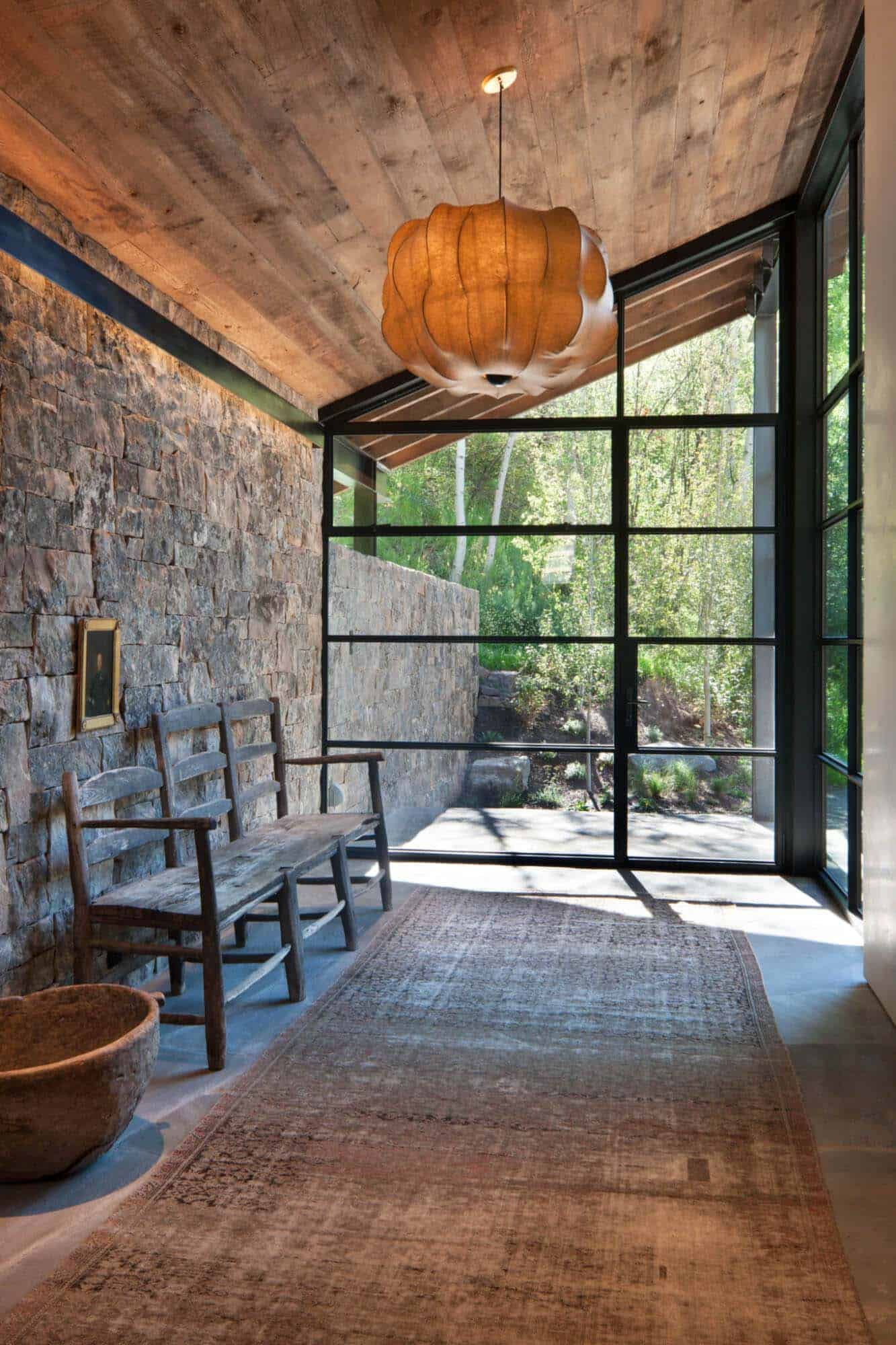 Modern Mountain Home-Miller-Roodell Architects-03-1 Kindesign