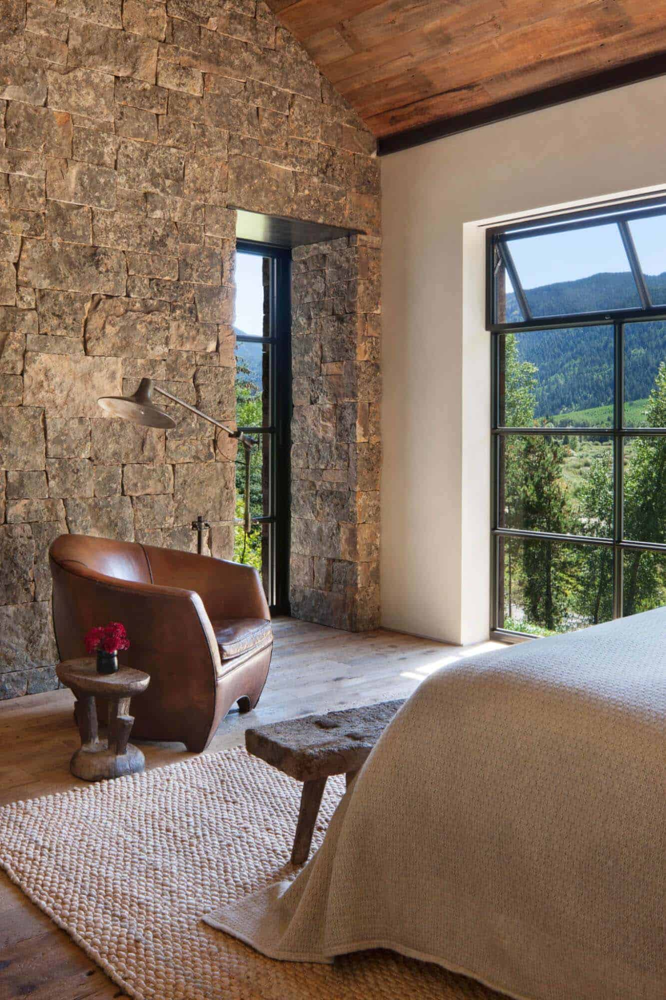 Modern Mountain Home-Miller-Roodell Architects-12-1 Kindesign