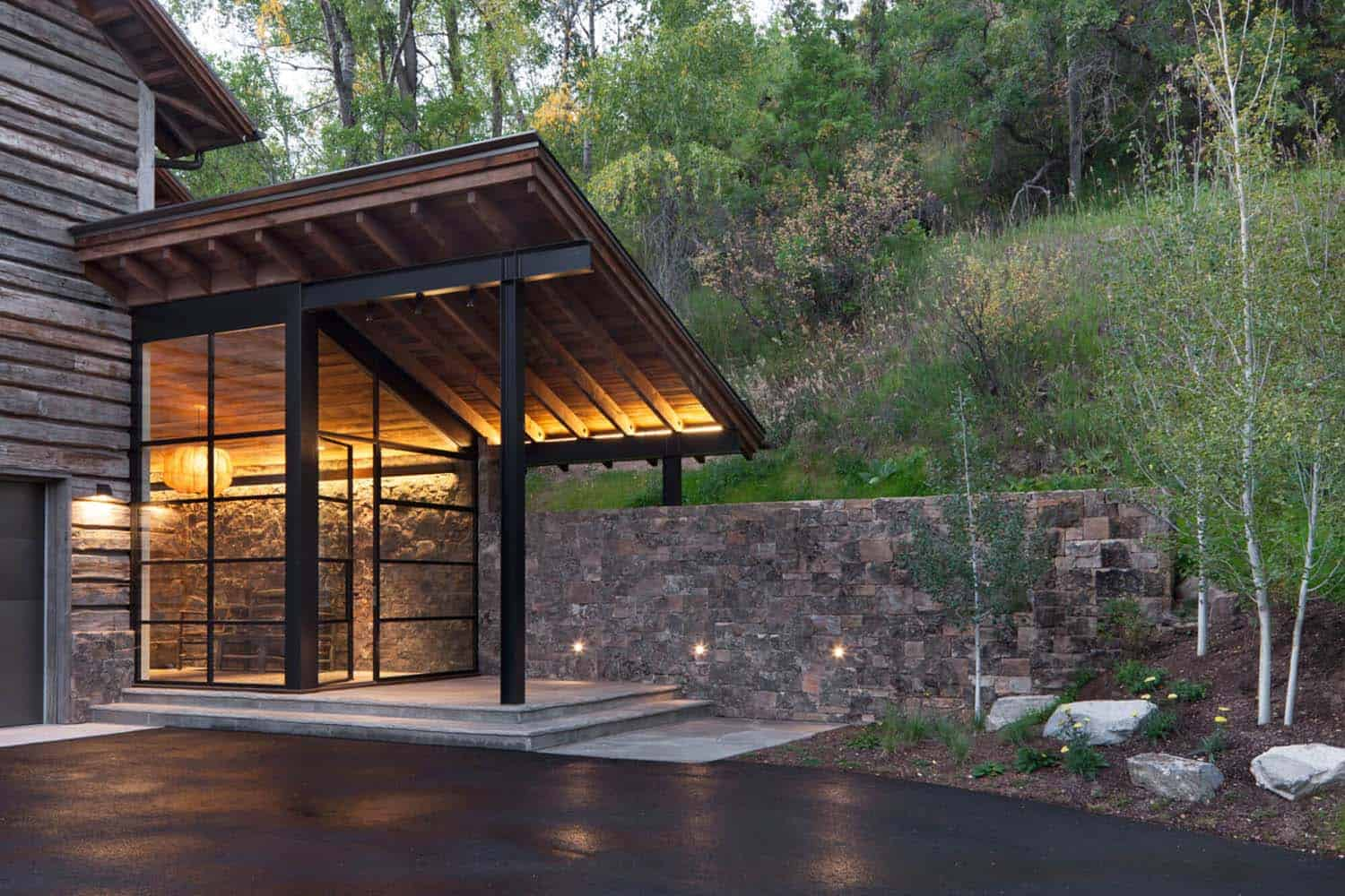 Modern Mountain Home-Miller-Roodell Architects-16-1 Kindesign