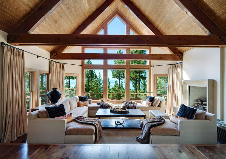 Rustic Mountain Retreat-Sierra Sustainable Builders-01-1 Kindesign