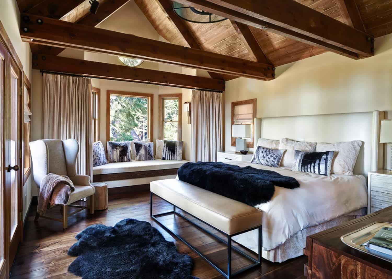 Rustic Mountain Retreat-Sierra Sustainable Builders-09-1 Kindesign