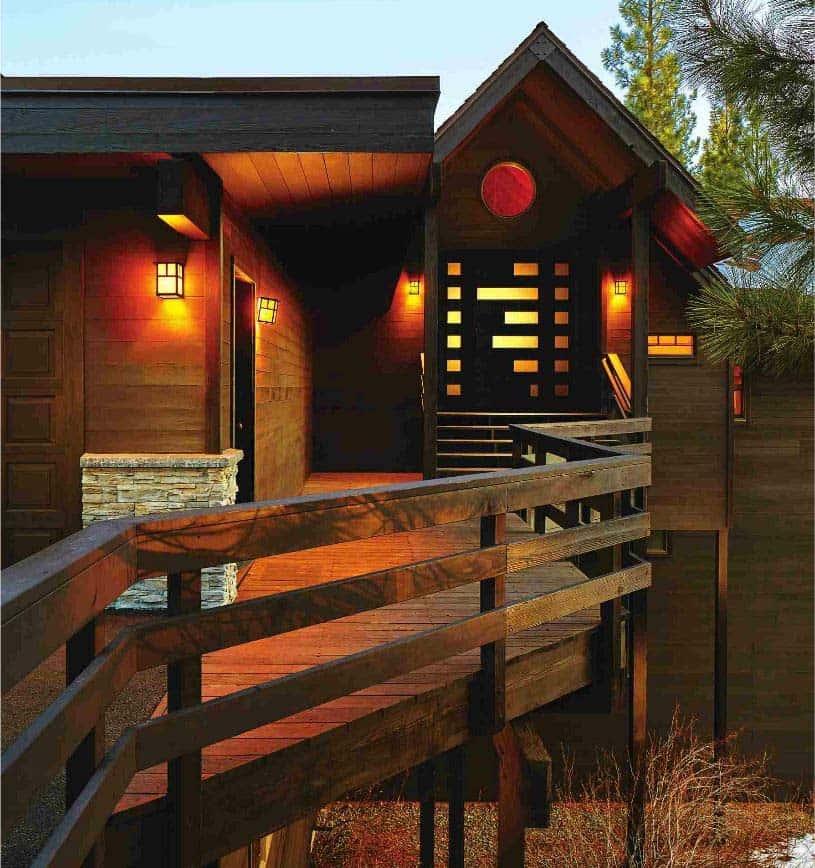 Rustic Mountain Retreat-Sierra Sustainable Builders-13-1 Kindesign