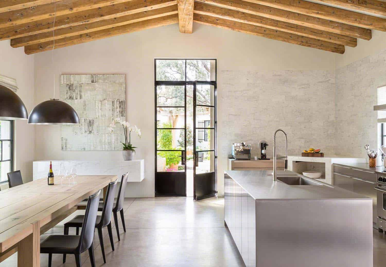 Beautiful Mediterranean Stye Home-OZ Architects-04-1 Kindesign
