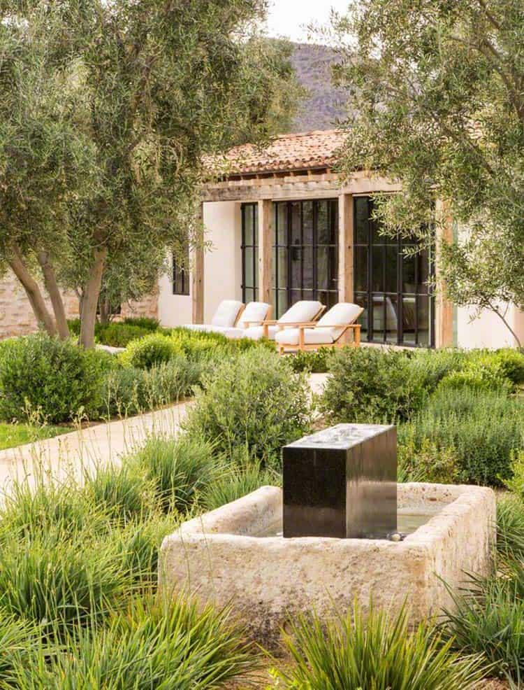 Beautiful Mediterranean Stye Home-OZ Architects-08-1 Kindesign