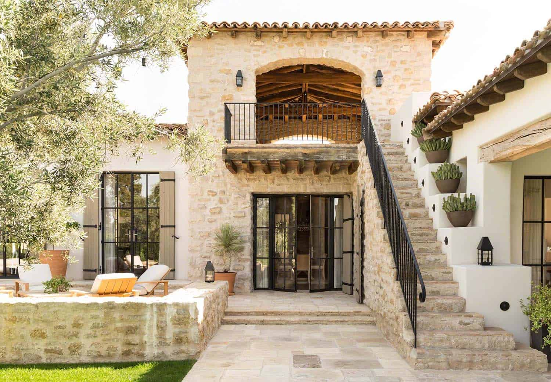 Beautiful Mediterranean Stye Home-OZ Architects-10-1 Kindesign
