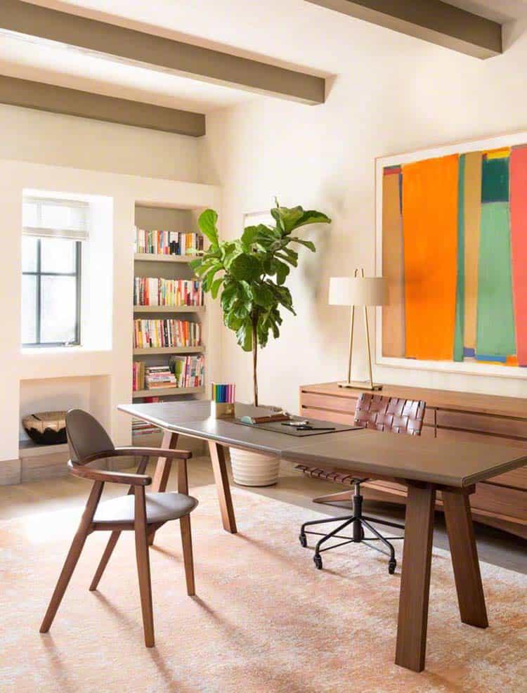 Beautiful Mediterranean Stye Home-OZ Architects-14-1 Kindesign