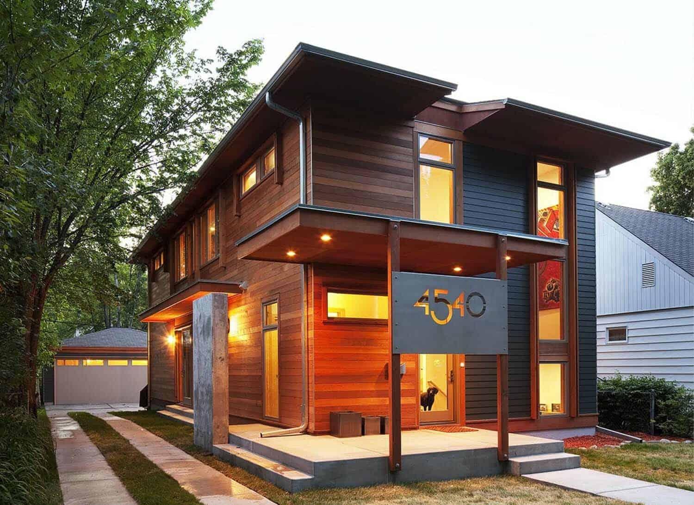 Modern Sustainable Home-LEED-SALA Architects-01-1 Kindesign