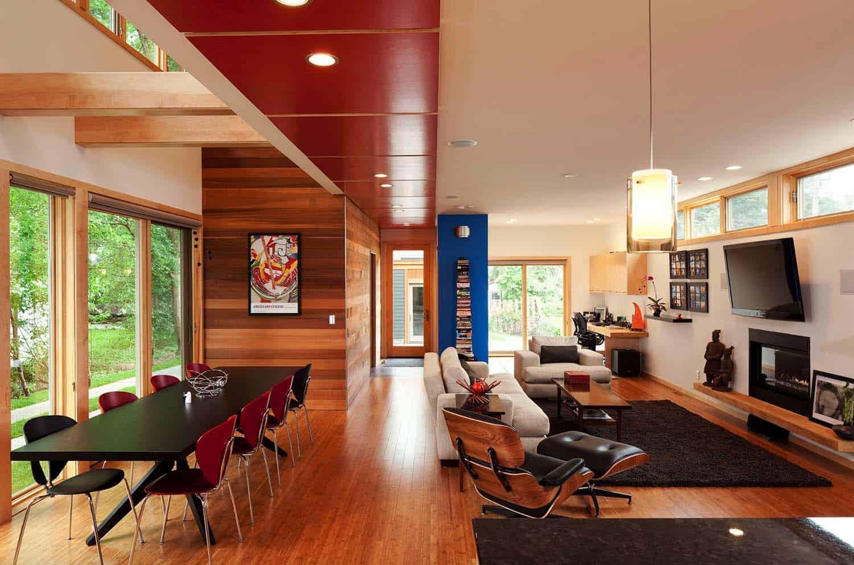 Modern Sustainable Home-LEED-SALA Architects-02-1 Kindesign