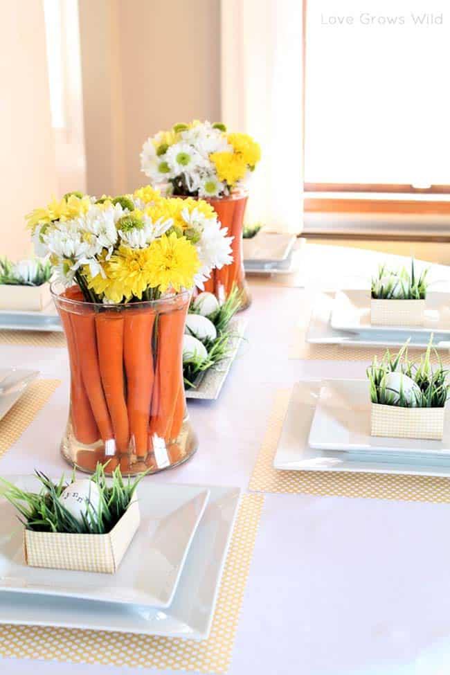 Inspiring Easter Table Centerpiece Ideas-09-1 Kindesign