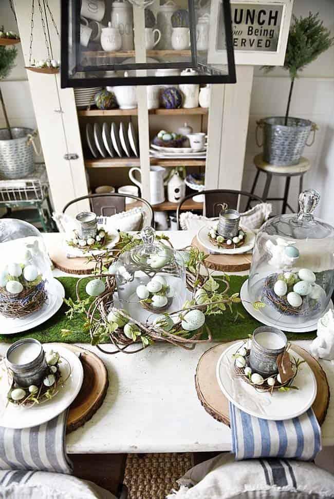 Inspiring Easter Table Centerpiece Ideas-29-1 Kindesign