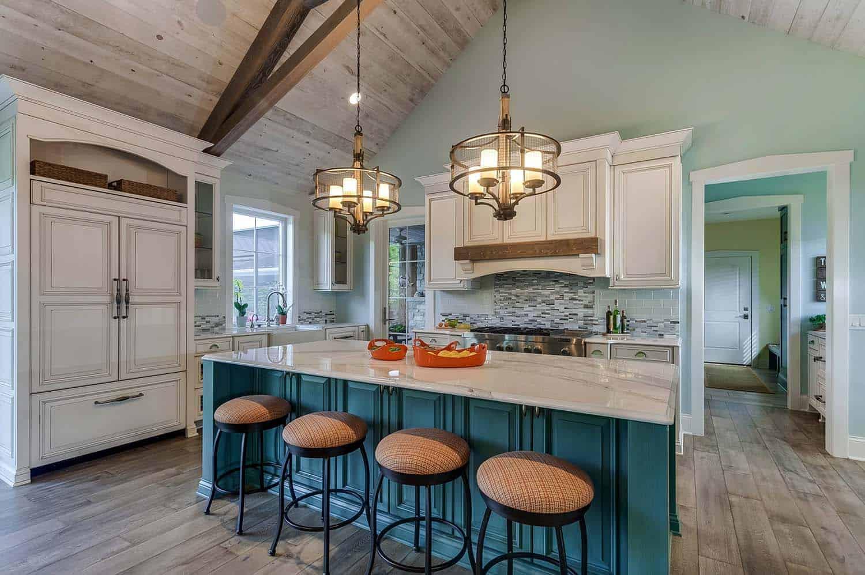 Modern Coastal Plantation Style Home-CVI Design-02-1 Kindesign