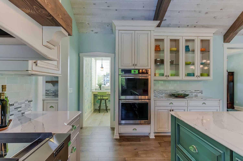 Modern Coastal Plantation Style Home-CVI Design-05-1 Kindesign