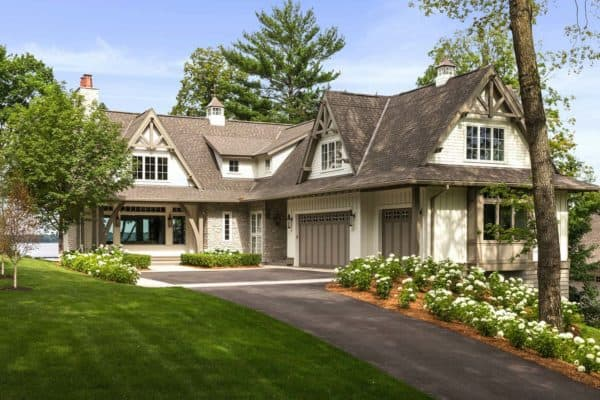 featured posts image for Charming Lake Minnetonka house styled with an equestrian influence