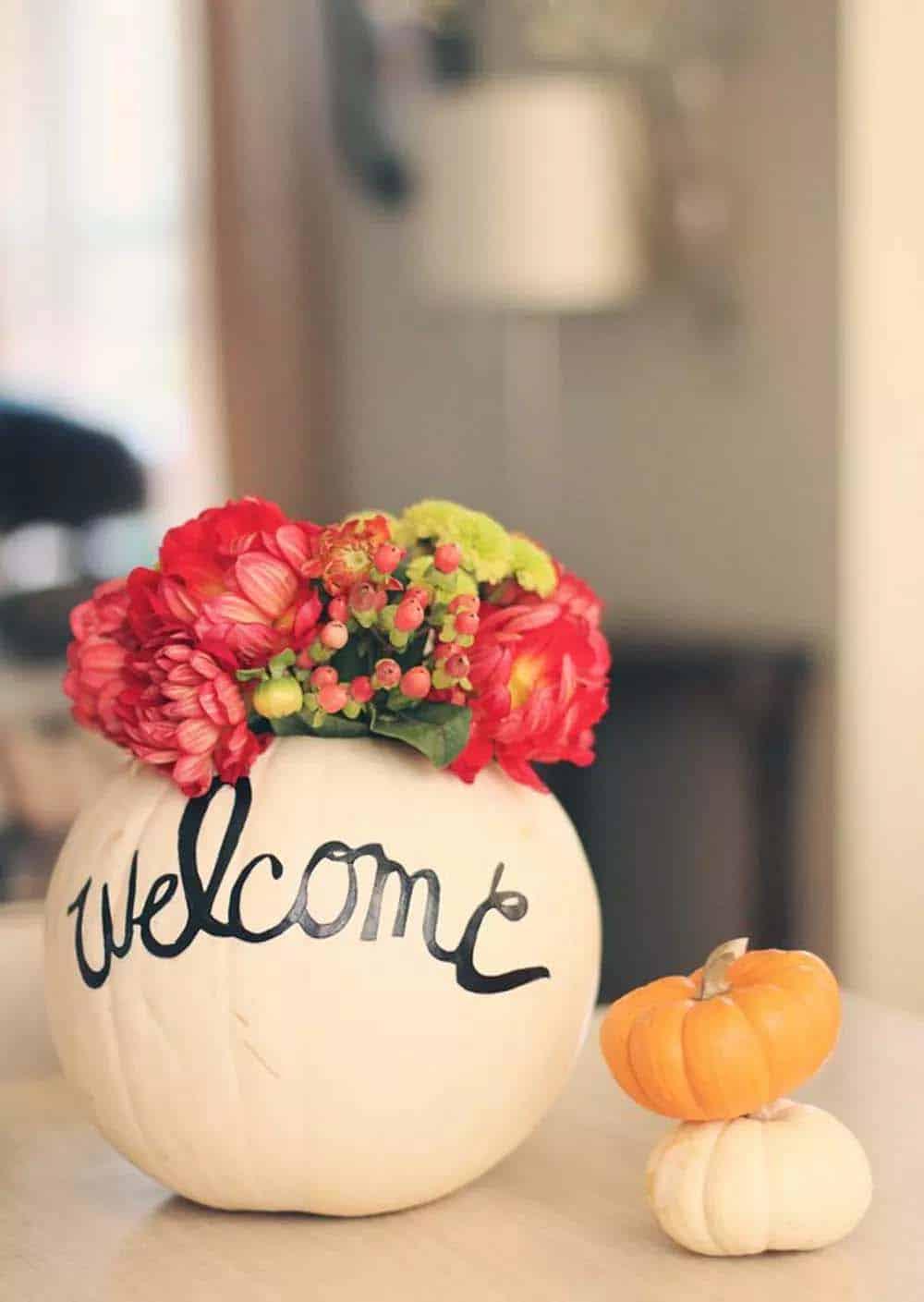 welcome-pumpkin-flowers