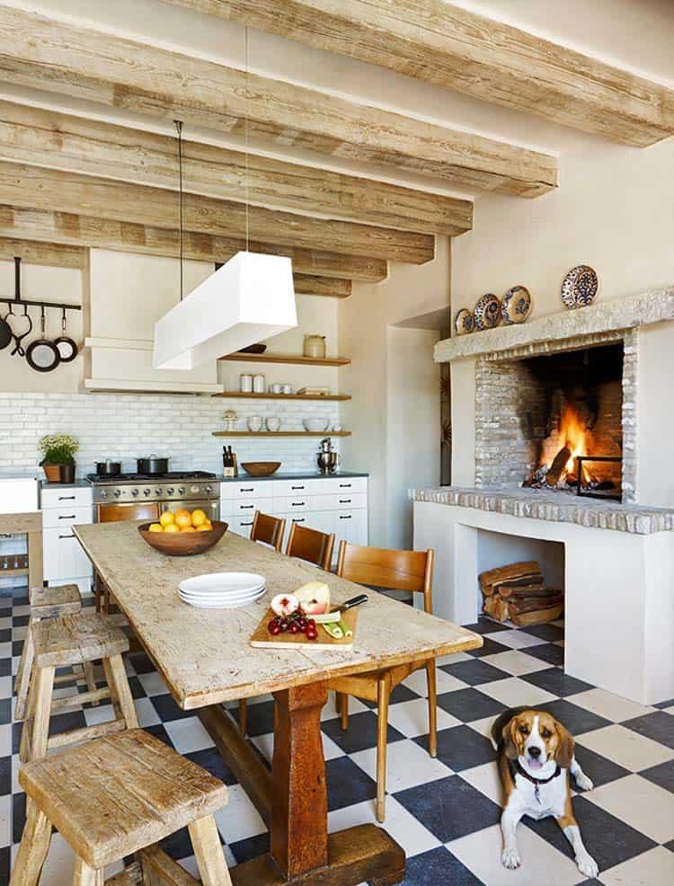french-farmhouse-kitchen