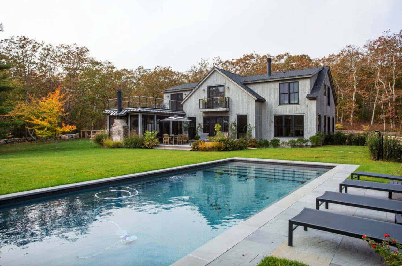 contemporary-barn-home-farmhouse-pool