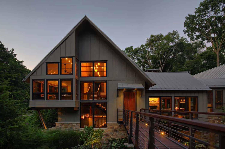 bridge-house-contemporary-exterior