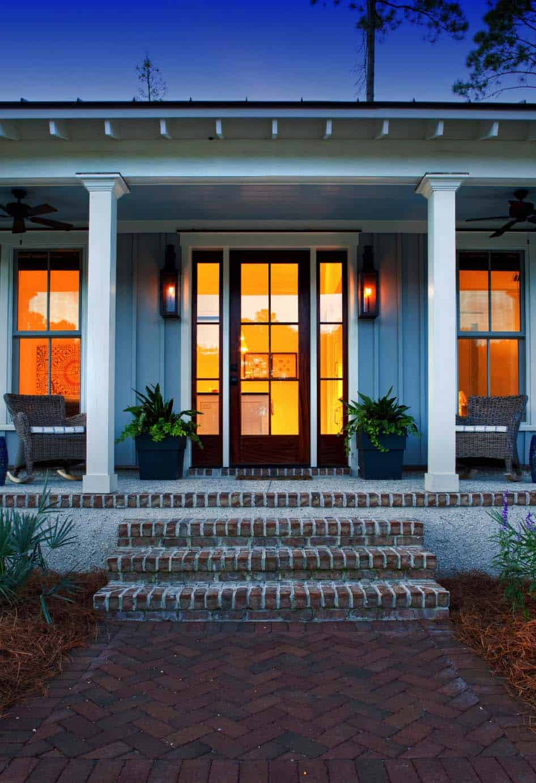 bungalow-modern-farmhouse-entry