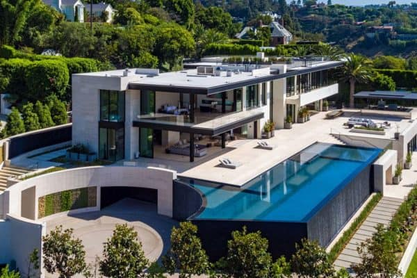 featured posts image for Jaw-dropping dream home overlooking the Los Angeles skyline