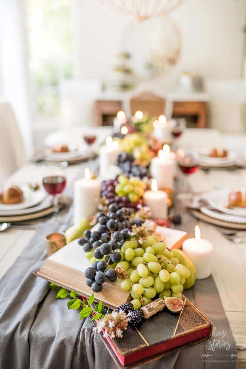 gorgeous-thanksgiving-centerpiece-idea-fruit