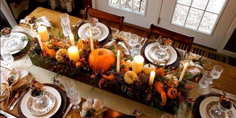 gorgeous-thanksgiving-centerpiece-idea-rustic