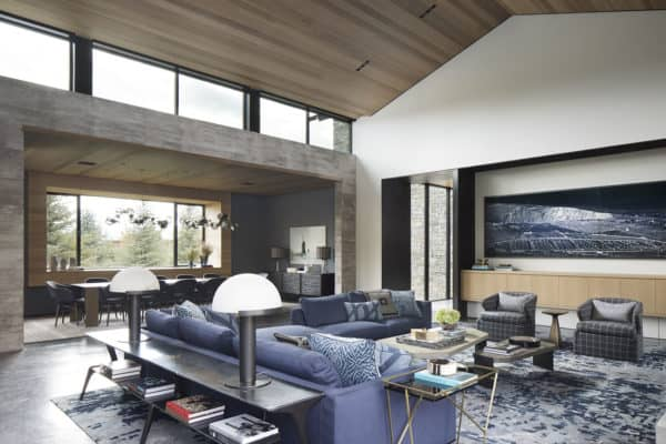 featured posts image for Modern mountain dream home surrounded by the Teton Mountain Range
