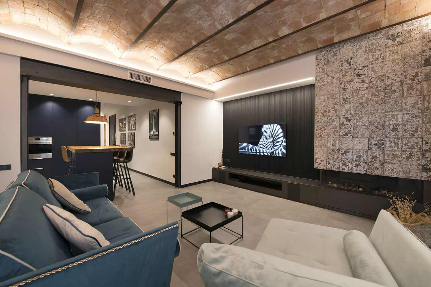 contemporary-industrial-living-room