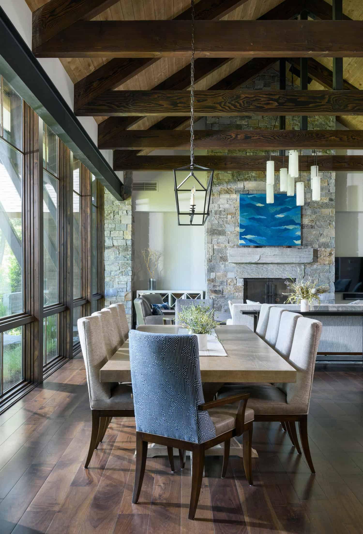 modern-rustic-dining-room