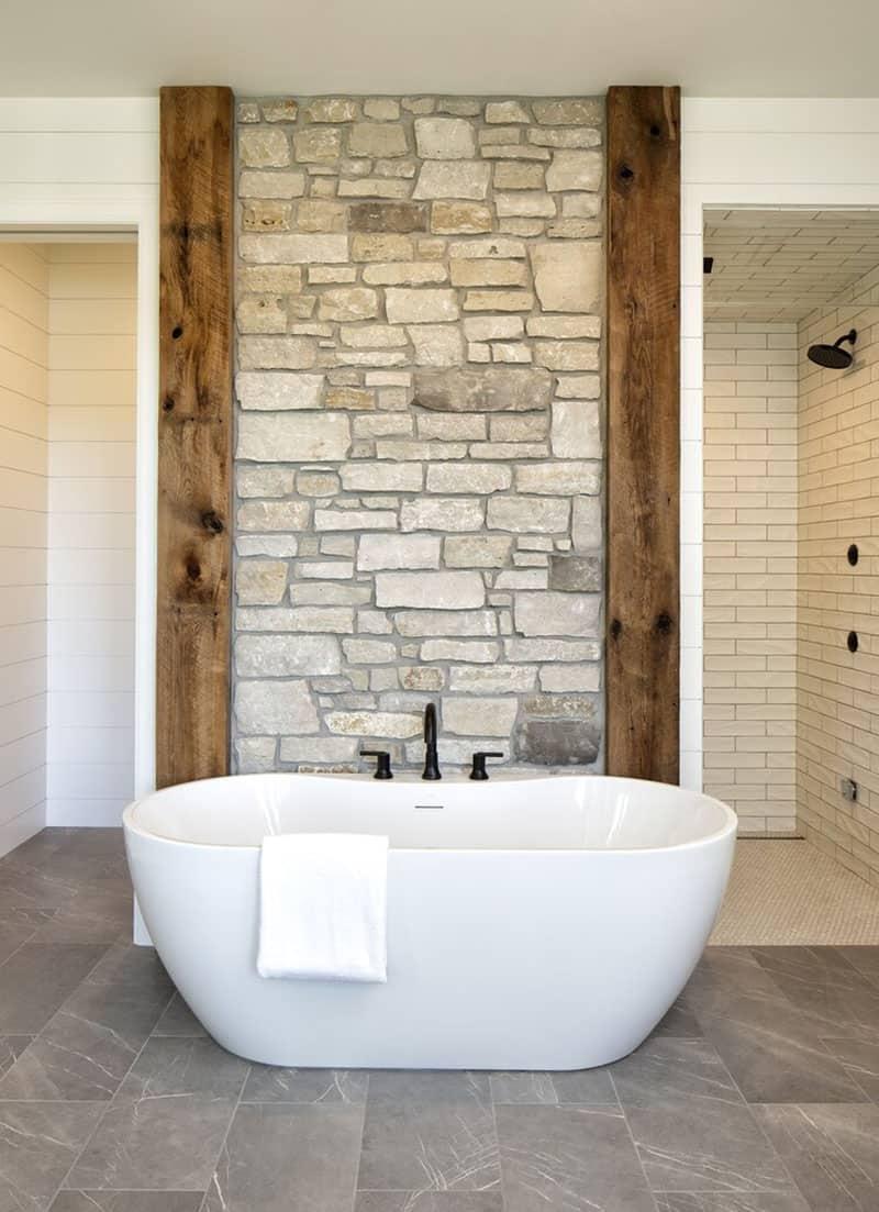 contemporary-bathroom-soaking-tub