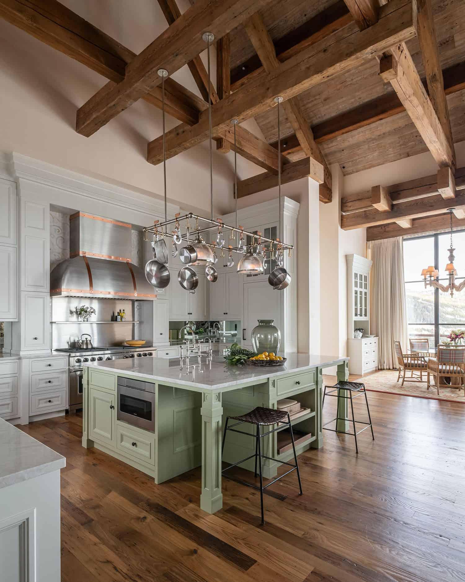 modern-ski-retreat-kitchen