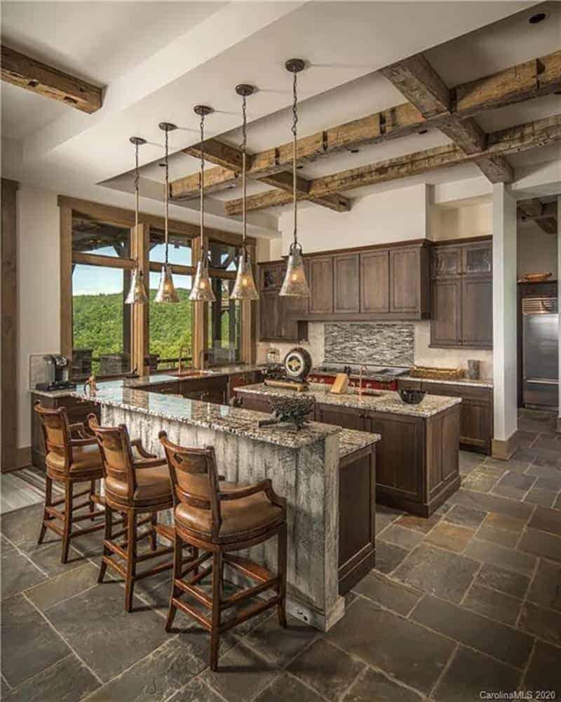 mountain-modern-style-kitchen